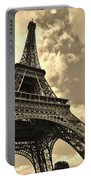Sepia Eiffel Portable Battery Charger