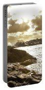 September Clouds Portable Battery Charger