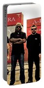 Sepultura Portable Battery Charger