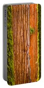 Sequoia Abstract Portable Battery Charger