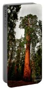Sequoia In Kings Canyon Portable Battery Charger