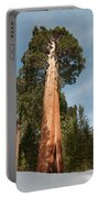 Sequoia Trees Portable Battery Charger