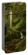 Serendipity At Cloudyforest Portable Battery Charger