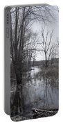 Serene Swampy River Portable Battery Charger