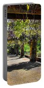 Serene Walkway  Portable Battery Charger