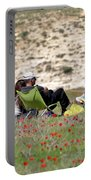 Serenity At Lachish Portable Battery Charger