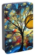 Serenity Falls By Madart Portable Battery Charger