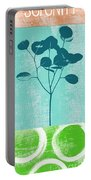 Serenity Portable Battery Charger by Linda Woods