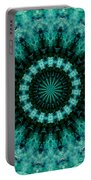 Serenity Mandala Portable Battery Charger