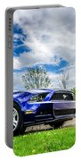 Serious Stang Portable Battery Charger