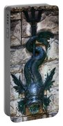 Serpent Fountain Portable Battery Charger by Doug Sturgess
