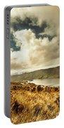 Serpentine Dam Tasmania Portable Battery Charger