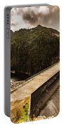 Serpentine River Crossing Portable Battery Charger