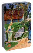 Serusier: Barriere, 1889 Portable Battery Charger
