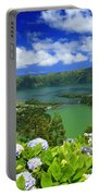Sete Cidades Crater Portable Battery Charger