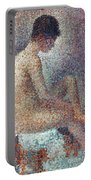 Seurat: Model, 1887 Portable Battery Charger