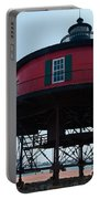 Seven-foot Knoll Lighthouse Portable Battery Charger