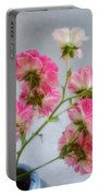 Seven Sisters Roses Portable Battery Charger