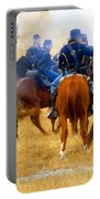 Seventh Cavalry In Action Portable Battery Charger