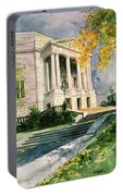 Severance Hall Portable Battery Charger