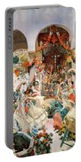 Seville Portable Battery Charger by Joaquin Sorolla y Bastida