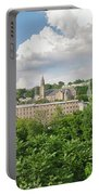 Seville Schofields Mill And St John The Baptist - Manayunk Portable Battery Charger