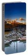 Seward Alaska Boat Marina Portable Battery Charger