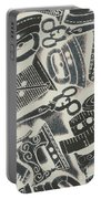 Sewing Scenes Portable Battery Charger