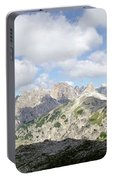 Sextener Dolomites Portable Battery Charger
