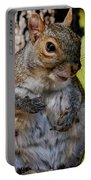 Sexy Squirrel Portable Battery Charger