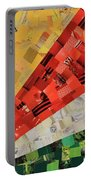 Seychelles Flag Portable Battery Charger