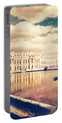 Shabby Chic Versailles Palace Gardens Portable Battery Charger