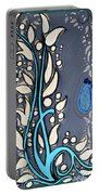 Shades Of Blue Portable Battery Charger