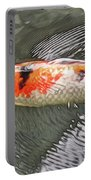 Shades Of Koi Portable Battery Charger