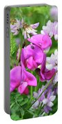 Shades Of Pink Portable Battery Charger