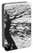 Shadow Tree  Herrick Lake  Naperville Illinois Portable Battery Charger