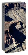 Shadows Of Grand Canyon Portable Battery Charger