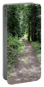 Shady Grove Path Portable Battery Charger