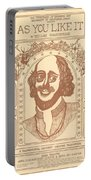 Shakespeare Portable Battery Charger
