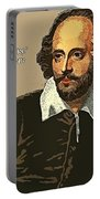 Shakespeare Quote Ten Portable Battery Charger