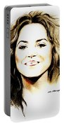 Shakira Portable Battery Charger
