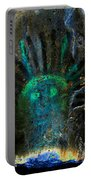 Shamans Head Portable Battery Charger