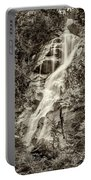 Shannon Falls - Bw Portable Battery Charger