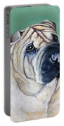 Shar Pei  Portable Battery Charger