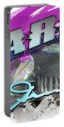 Shark Life Pink Lemon Shark Portable Battery Charger
