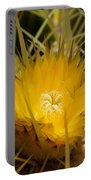 Sharp Yellow Portable Battery Charger