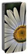 Shasta Daisy Portable Battery Charger