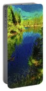 Shasta's Still Waters Portable Battery Charger