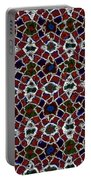 Shattered Jewels Portable Battery Charger