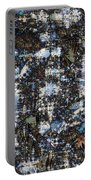 Shattered Patterns Portable Battery Charger